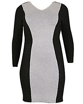 Samya Knitted Bodycon Dress