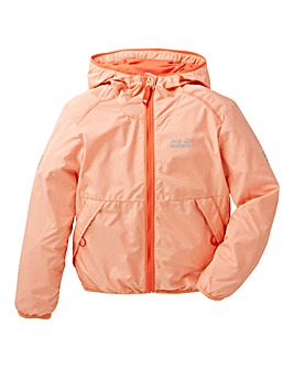 Jack Wolfskin Girls Coastal Wind Jacket