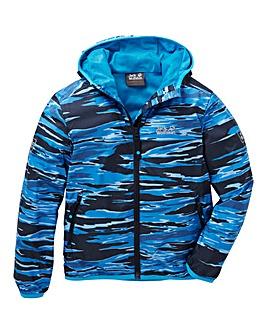 Jack Wolfskin Boys Coastal Wave Jacket