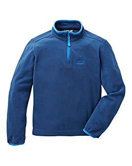 Jack Wolfskin Boys Gecko Fleece