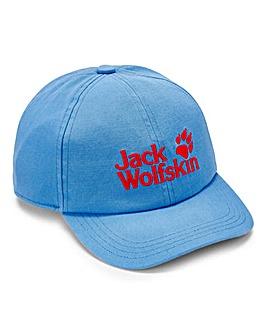 Jack Wolfskin Boys Baseball Cap