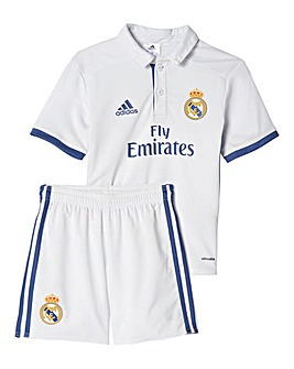Real Madrid Mini Boys Home Kit