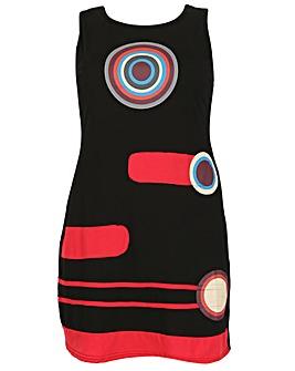 Samya Circle Printed Tunic