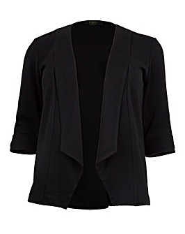 Koko Black Ribbed Jacket