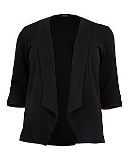 Koko Black Ribbed Jacket