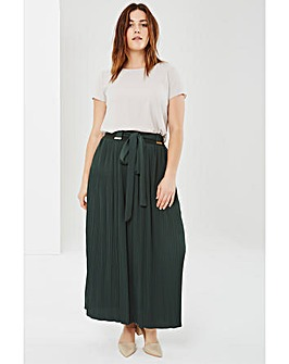 Elvi Long Flowing Skirt