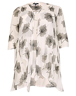 Samya Floral Tunic Dress