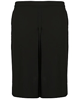 Samya Wide Leg Pleat Culottes