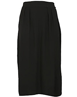 Samya Pleated Maxi Skirt