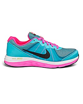 Nike Girls Dual Fusion GS Junior Trainer