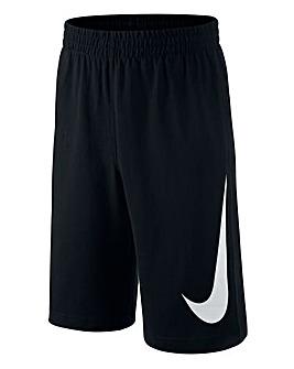 Nike Boys N45 Jersey Shorts