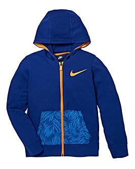 Nike Boys N45 Graphic Jersey Hoodie