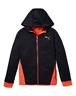 Puma Active Fleece Hooded Jacket