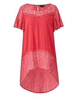 Lovedrobe Lace Insert Tunic
