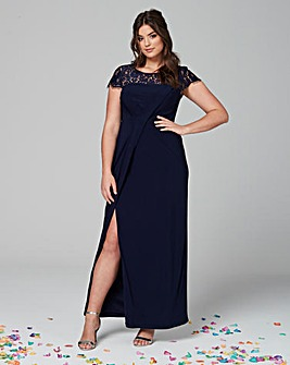 Coast Lorene Maxi Dress