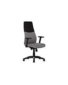 Farrell Fabric Adjustable Office Chair