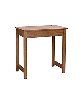 Denbigh Office Desk - Oak Effect.