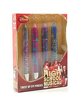 Disney Twist Up Eye Pencils