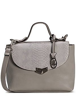 Jane Shilton Greta-Top Hdle Flapover Bag