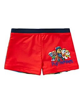 Paw Patrol Boys Swim Shorts