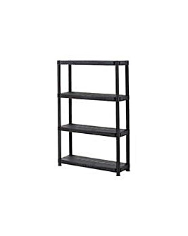 4 Tier Shelving Unit.