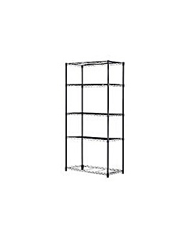 5 Tier Heavy Duty Wire Shelving.