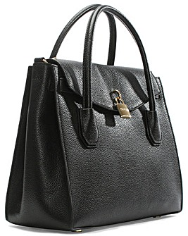 Michael Kors Black Backpack / Tote Bag