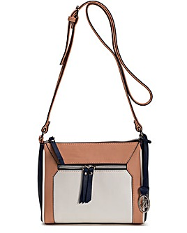 Jane Shilton Scarlett-Ziptop Cross-Body