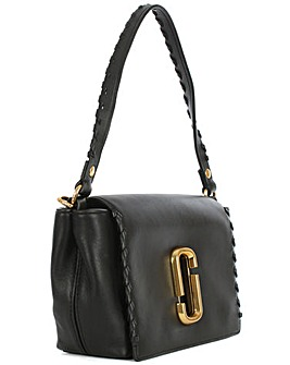 Marc Jacobs Black Cross-Body Bag