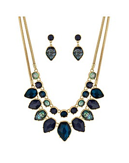 Mood Multi row jewellery set