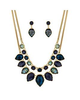 Mood Multi row jewellery set