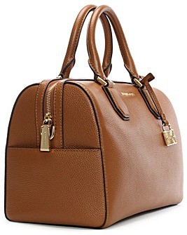 Michael Kors Tan Duffle Bag