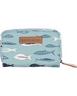 Brakeburn Fishes Wallet