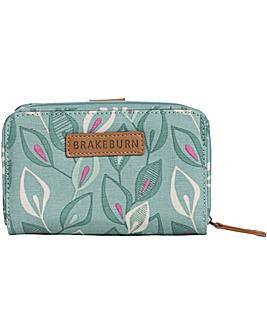 Brakeburn Leaf Wallet
