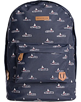 Brakeburn Boats Backpack