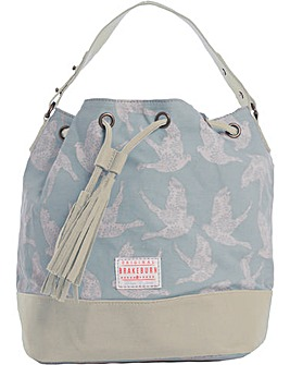 Brakeburn Birds Bucket Bag