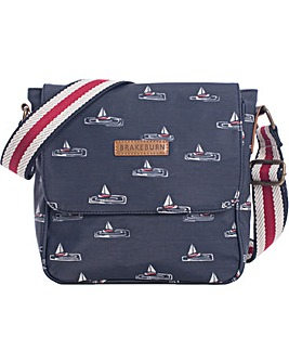 Brakeburn Boats Cross Body