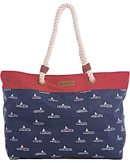 Brakeburn Boats Beach Bag