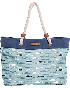 Brakeburn Fishes Beach Bag