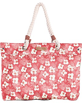 Brakeburn Spring Daisy Beach Bag