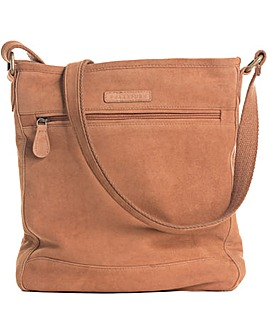 Brakeburn Large Zip Saddle Bag