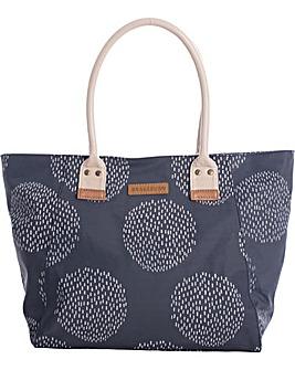 Brakeburn Large Polka Handbag