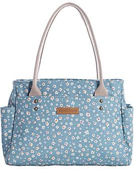 Brakeburn Ditsy Daisy Day Bag
