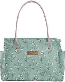 Brakeburn Wild Floral Day Bag