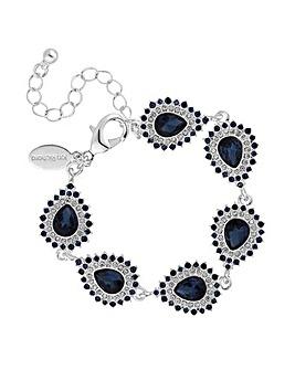 Alan Hannah crystal peardrop bracelet