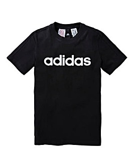 adidas Youth Boys Linear T-Shirt