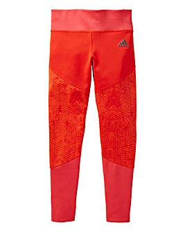 adidas Youth Girls Techfit Tights