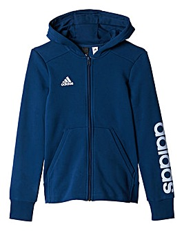 adidas Youth Girls Liner Fleece Full Zip