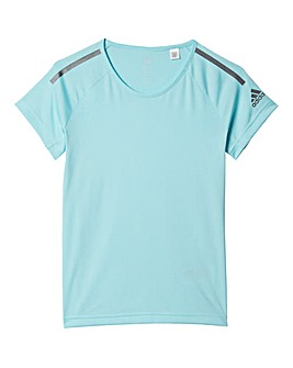 adidas Youth Girls Training Cool T-Shirt
