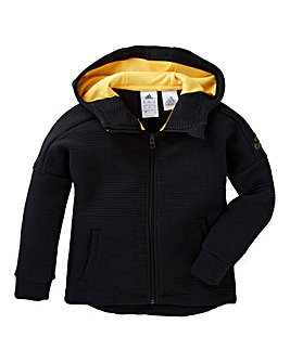 adidas Little Boys Id Full Zip Hoodie